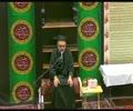 [08] Muharram 1438/2016: Maulana Ali Murtuza Zaidi Saba Centre USA - Urdu