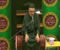 [Shab-e-Aashoor] Muharram 1438/2016: Maulana Ali Murtuza Zaidi Saba Centre USA - Urdu