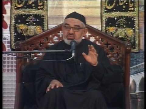 Majlis Speaker Moulana Syed Ali Murtaza Zaidi - 27th Muharram - Urdu