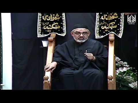 [5] Moulana Ali Murtaza Zaidi - Safar 1438 - November 16, 2016 IEC Houston USA Urdu