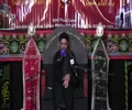 8th Majlis Muharram 1438/2016 Yad-E-Imam Hussain As Ayatullah Syed Aqeel Al Gharavi at Babul Murad Centre London - Urdu