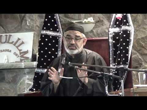 [3] Topic: Quran aur Aimma (a.s) ki 250 salah zindagi say Tamasuk H.I Maulana Ali Murtaza Zaidi Urdu