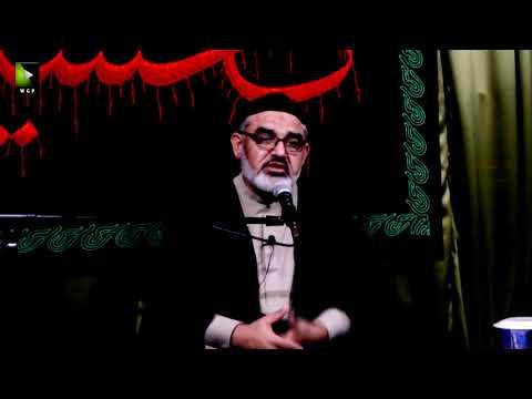 [Majlis] Khitaab: H.I Syed Ali Murtaza Zaidi | Muharram 1439/2017 Toronto - Urdu