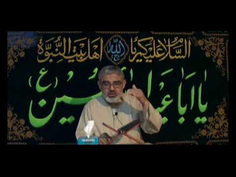 Manwai Taraqqi - Spritual Uplifting   Speech: H.I Ali Murtaza Zaidi - Urdu