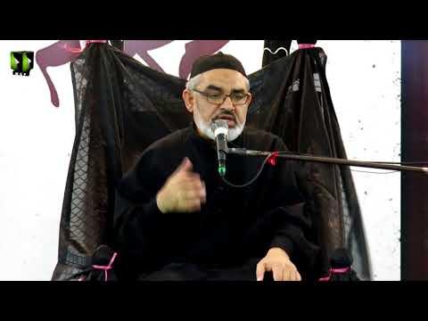 [4] Topic: عقیدۂ آخرت اور اہلِ آخرت | H.I Syed Ali Murtaza Zaidi | Safar 1439/2017 - Urdu