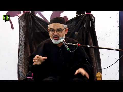 [8] Topic: عقیدۂ آخرت اور اہلِ آخرت | H.I Syed Ali Murtaza Zaidi | Safar 1439/2017 - Urdu