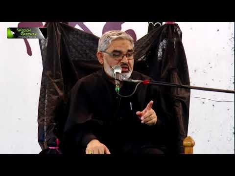 [9] Topic: عقیدۂ آخرت اور اہلِ آخرت | H.I Syed Ali Murtaza Zaidi | Safar 1439/2017 - Urdu