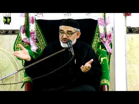 [10]Topic:نہج البلاغہ اورعصرحاضر کی مشکلات | H.I Ali Murtaza Zaidi - Safar 1439/2017 - Urdu