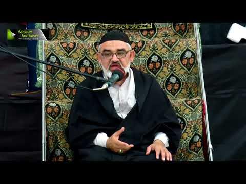[Majlis Chelum Shaheed Syedain Zaidi] Khitaab: H.I Syed Ali Murtaza Zaidi - Urdu