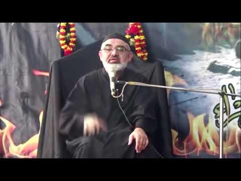 [ Majlis ] Khitaab : H.I Syed Ali Murtaza Zaidi | Ayaam-e-Fatimiya (sa) - 1439/2018 - Urdu