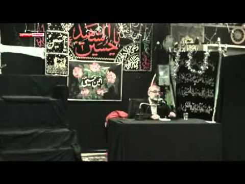Zaavia By Allama Syed Ali Murtaza Zaidi 23th October 2013 at Oslo Norway - Urdu