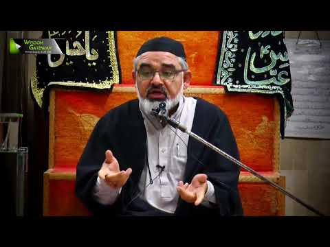 [Clip] Shaitaan Ka Dhoka - شیطان کا دھوکا   H.I Syed Ali Murtaza Zaidi - Urdu