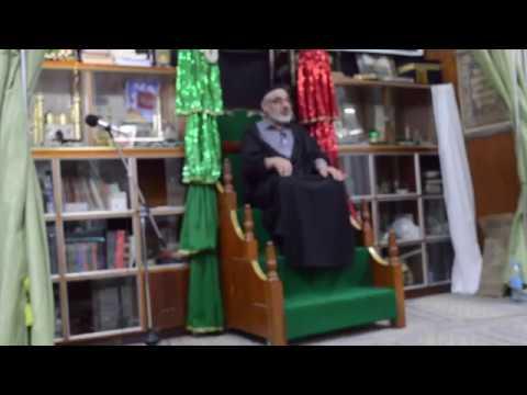 Agha Syed Ali Murtaza Zaidi - Preserve our faith in a non-islamic society 14 Shaban 1439 Urdu