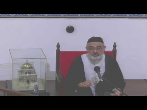 [5th Night Mahe Ramadhan] Topic:Surah Luqman - Agha Syed Ali Murtaza Zaidi 2018 Urdu