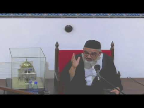 [7th Night Mahe Ramadhan] Topic: Surah Luqman Agha Syed Ali Murtaza Zaidi 2018 Urdu