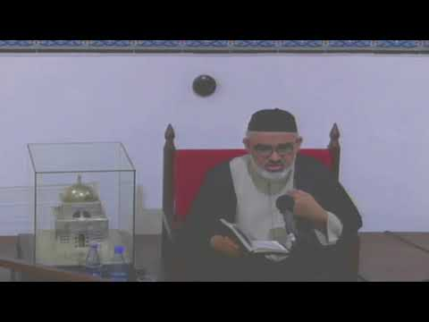 [8th Night Mahe Ramadhan] Topic: Surah Luqman - Agha Syed Ali Murtaza Zaidi 2018 Urdu
