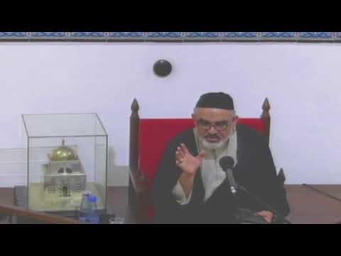 [9th Night Mahe Ramadhan] Topic: Surah Luqman - Agha Syed Ali Murtaza Zaidi 2018 Urdu