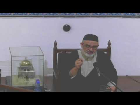 [10th Night Mahe Ramadhan]Topic: Surah Luqman - Agha Syed Ali Murtaza Zaidi 2018 Urdu
