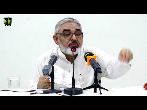 [Zavia   زاویہ] Political Analysis - H.I Ali Murtaza Zaidi   Session 02,Question/Answer - 29June2018 - Urdu