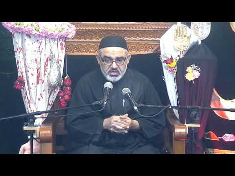 [Eve10th Muharram]Topic:Karbala sy Zahoor tak Nusrat e Imam Ky Marahil|H.I Syed Ali Murtaza Zaidi 1440 19/09/2018 Urdu