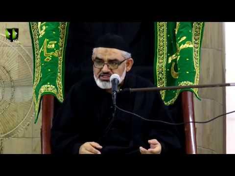 [1] Topic: معاشرے کے رسم و رواج اور نصرتِ امامِ زمانہؑ   H.I Ali Murtaza Zaidi - Urdu