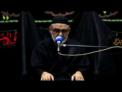 [2] Topic: دعا ، زیارت اور اہلبیتؑ کی تعلیمات   H.I Ali Murtaza Zaidi   Safar 1440 - Urdu
