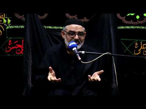 [3] Topic: دعا ، زیارت اور اہلبیتؑ کی تعلیمات   H.I Ali Murtaza Zaidi   Safar 1440 - Urdu