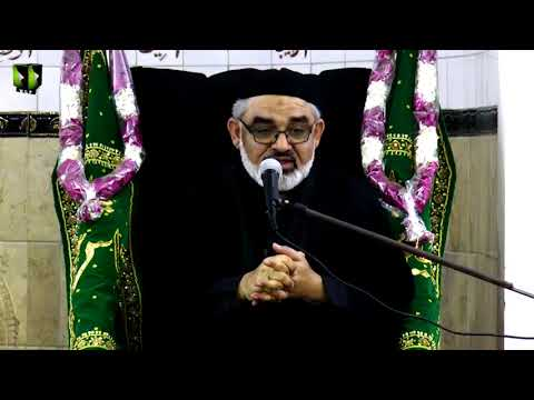 [5] Topic: معاشرے کے رسم و رواج اور نصرتِ امامِ زمانہؑ | H.I Ali Murtaza Zaidi - Urdu