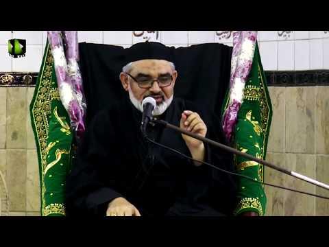 [6] Topic: معاشرے کے رسم و رواج اور نصرتِ امامِ زمانہؑ   H.I Ali Murtaza Zaidi - Urdu