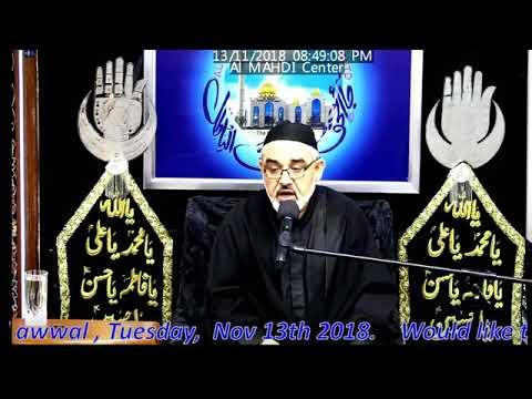 [Majlis 05]Topic:Saadat Aur Kamyabi Ahlaybait Kay Aqwal Ki Roshni May|H.I Ali Murtaza Zaidi 5Rabiul Awal 1440/2018 Urdu