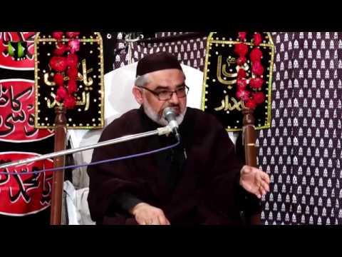 [Majlis] Ayyam-e-Fatimiyah (s.a) | H.I Syed Ali Murtaza Zaidi - Urdu