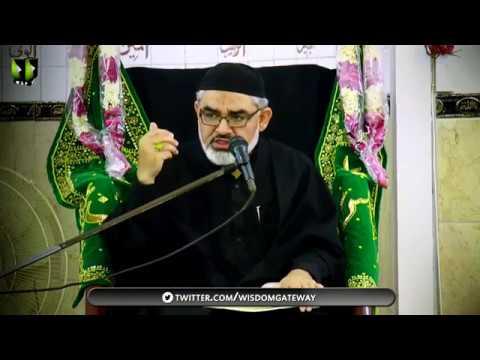[Clip] اللہ کی نگاہ میں بد ترین بندہ کون ہے؟ | H.I Syed Ali Murtaza Zaidi - Urdu