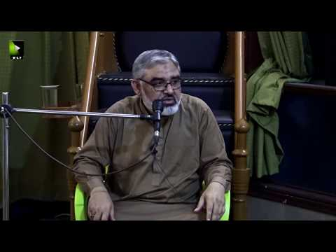 [Lecture 1] Topic:  غیبت امام زمانہ عج | H.I Ali Murtaza Zaidi | Mah-e-Ramzaan 1440 - Urdu