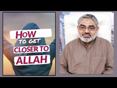 [Clip] How to get closer to Allah    H.I Syed Ali Murtaza Zaidi - Urdu