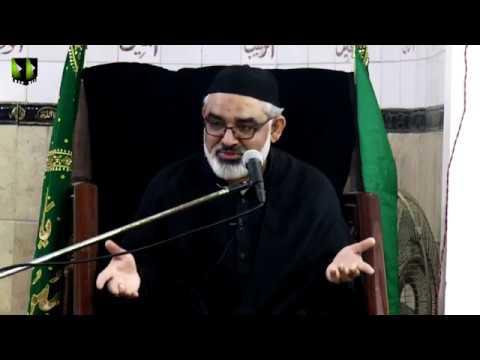 [01] Topic: Nahjul Balagha, Haris Hamdani Kay Naam Maktoob | H.I Ali Murtaza Zaidi | Safar 1441 - Urdu