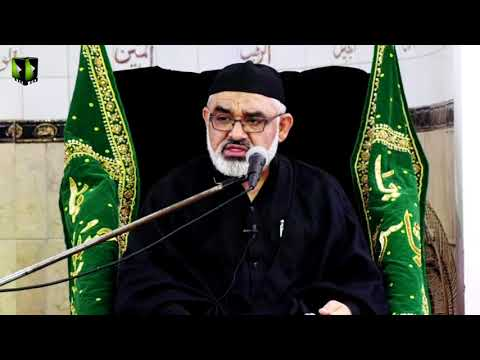 [05] Topic: Nahjul Balagha, Haris Hamdani Kay Naam Maktoob | H.I Ali Murtaza Zaidi | Safar 1441 - Urdu