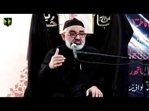 [06] Topic: Islami Tarbiyat Kay Marahil Or Bunyadi Usool | H.I Ali Murtaza Zaidi | Safar 1441 - Urdu