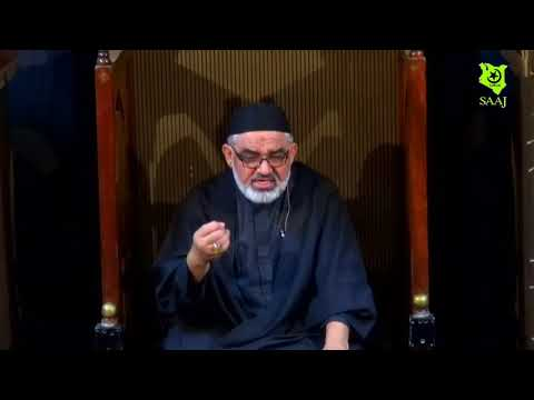 [Majlis 01] Topic: How Do We Help Our Imam In Our Daily Life -  Syed Ali Murtaza Zaidi safar 1441/2019 Urdu