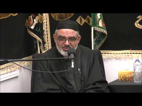 Molana Ali Murtaza Zaidi | 28th Safar 1441/2019 | Lady Fatimah (S.A ) Center - Urdu
