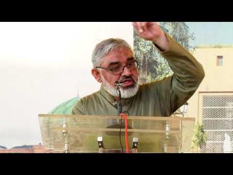 [8th Annual Meeting At Mehdia City] H.I Ali Murtaza Zaidi   01 December 2019 - Urdu