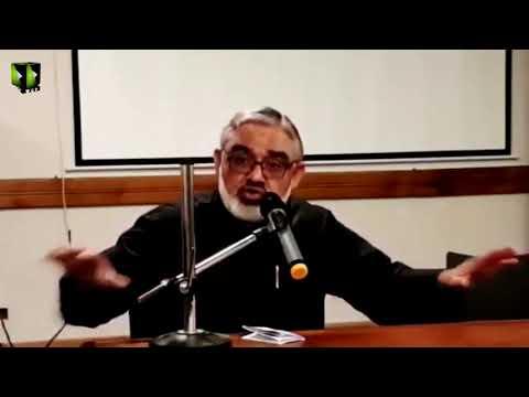 [Zavia   زاویہ] Current Affairs Analysis Program   H.I Ali Murtaza Zaidi   12 Jan 2020 - Urdu