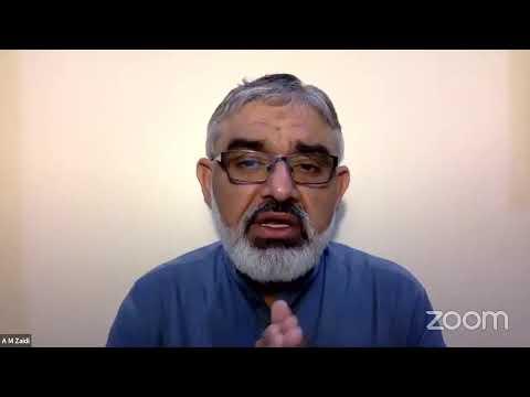Introduction to the month of Ramadhan  Maulana Syed Ali Murtaza Zaidi - 26 Shaban 1441 Urdu