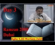 3rd Ramzan 09 - Speech on -Amal E Saleh - Good Actions- from Dubai by Agha AMZaidi - Urdu