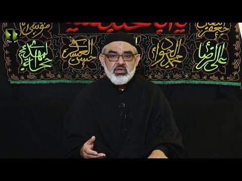 [Majlis 3] Mah-e-Ramzaan Or Nusrat e Ahlebait (as) | H.I Ali Murtaza Zaidi | Ayam-e-Imam Ali - 1441 - Urdu