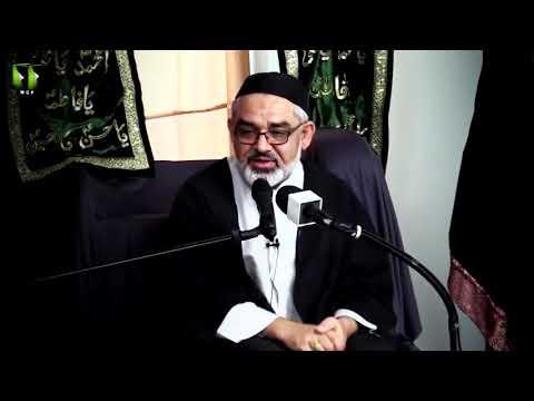 [Clip] Society May Corruption Or Buraeyan Kaisay Phelte Hain ? | H.I Syed Ali Murtaza Zaidi - Urdu