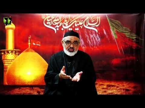 [1] Zindagi Ka Maqsad Or Ahlebait (as) Ke Nusrat | H.I Syed Ali Murtaza Zaidi | Muharram 1442/2020 | Urdu