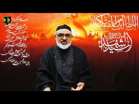 [1] Shahadat-e-Imam Hussain (as) Or Islami Saqafat Ka Aheya   H.I Ali Murtaza Zaidi   Muharram 1442   Urdu
