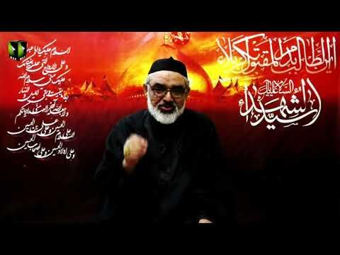 [3] Shahadat-e-Imam Hussain (as) Or Islami Saqafat Ka Aheya   H.I Ali Murtaza Zaidi   Muharram 1442   Urdu