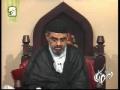 1st Majlis - A M Zaidi at Satwa Imamabargah - Urdu
