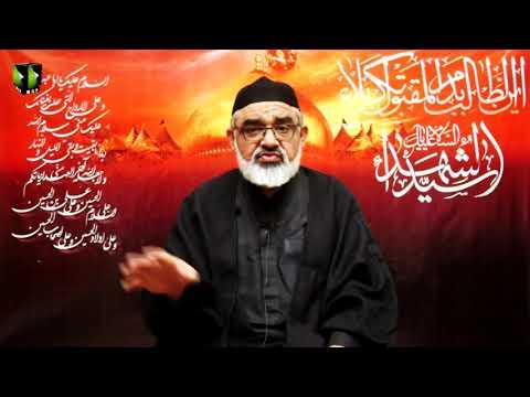 [5] Shahadat-e-Imam Hussain (as) Or Islami Saqafat Ka Aheya   H.I Ali Murtaza Zaidi   Muharram 1442   Urdu